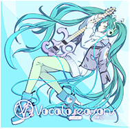 EXIT TUNES PRESENTS Vocaloseasons feat.初音ミク~Winter~CDジャケット